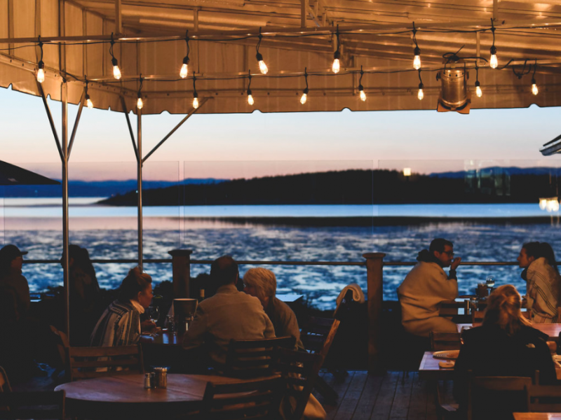 Bistro Côté Est - restaurant et traiteur dans le Kamouraska, de La Pocatière à Rivière-Du-Loup.