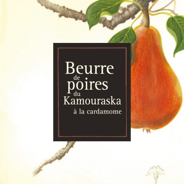 beure de poires